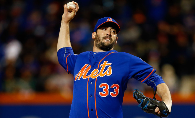 The Mets have Designated Matt Harvey for Assignment