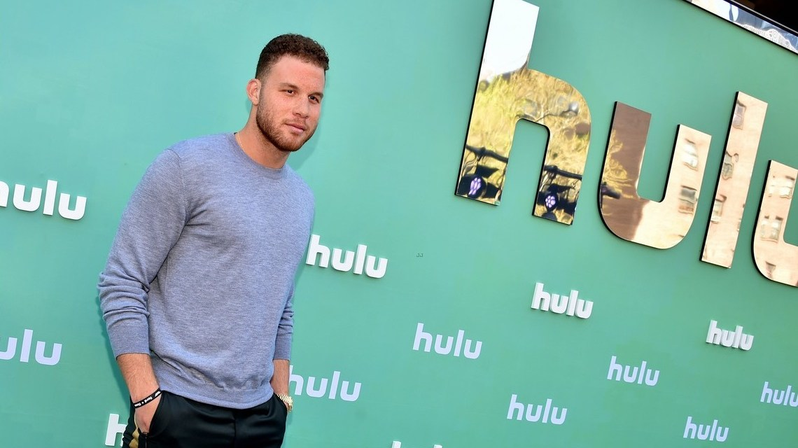 Blake Griffin Spotted at Hulu Upfront 2018