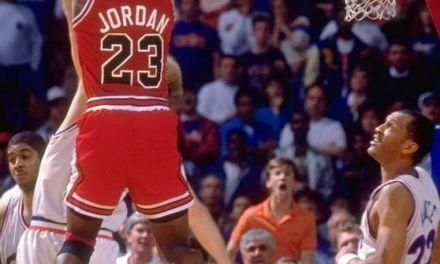 Today is the Anniversary of Michael Jordan's Buzzer Beat Versus the Cavs