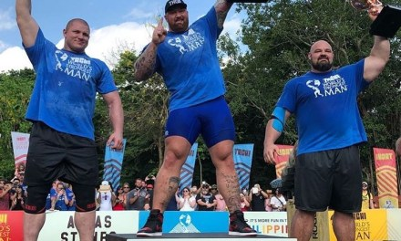 Game Of Thrones' The Mountain Is Now The World's Strongest Man