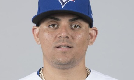 Blue Jays Closer Roberto Osuna Placed on Administrative Leave After Being Charged with Assault on His Girlfriend