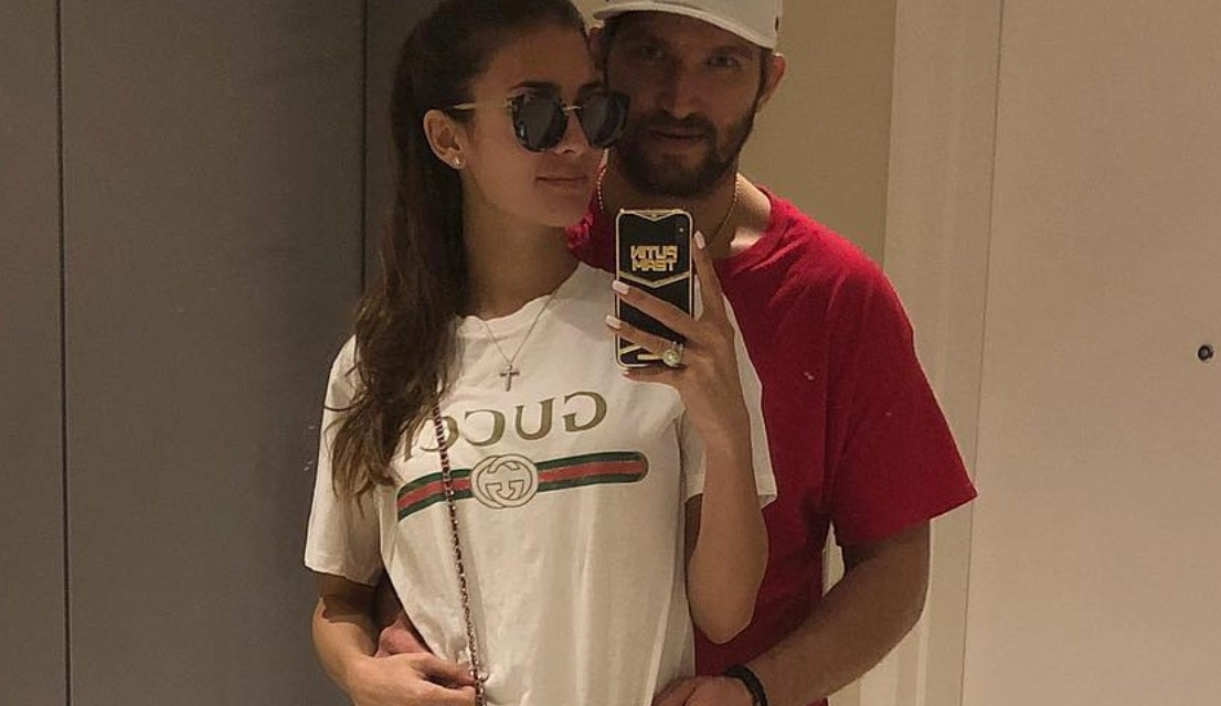 Meet Capitals Star Alex Ovechkin's Wife Nastasiya