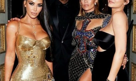 A-Rod and J-Lo Hit up the Met Gala