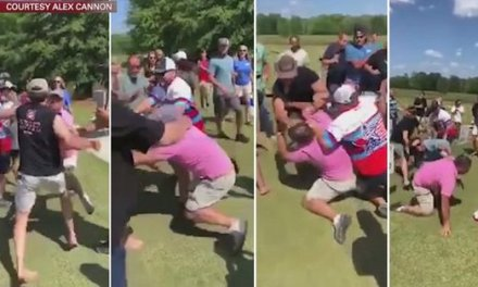 Brawl Breaks Out At Charity Cornhole Tournament In Georgia