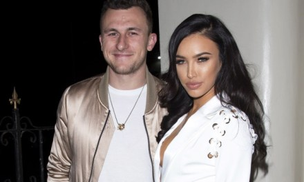 Johnny Manziel Explains His Hospitalization