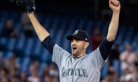 Mariners Pitcher James Paxton No Hit the Blue Jays