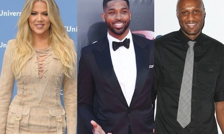 Lamar Odom Wants Khloe Kardashian to Dump Tristan Thompson