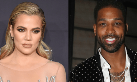 Tristan Thompson Broke Down Crying in the Hospital Room