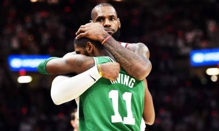 Former Cavs GM Says Kyrie Irving was Never Going to be LeBron's Scottie Pippen