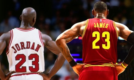 Keith Olbermann Weighs in on the Michael Jordan-LeBron James Debate