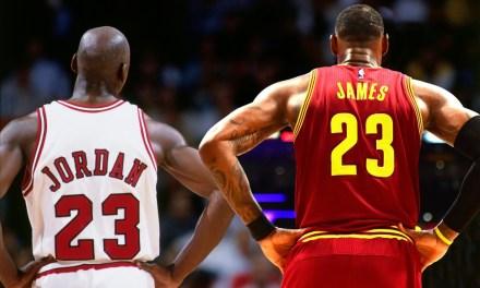 Keith Olbermann Weighs in on the Michael Jordan-LeBron James Debate