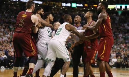 Tyronn Lue Says the Celtics Were 'Gooning' During Game 2