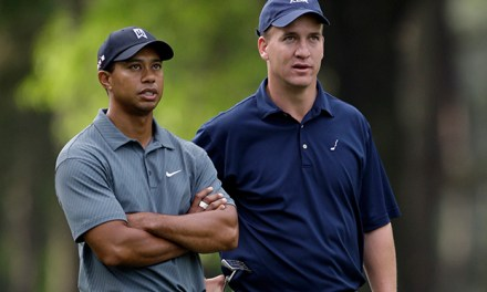 Peyton Manning and Tiger Woods to Pair up in Golf Tourney