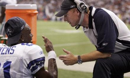 Terrell Owens Trashes Jason Garrett, Doesn't Understand Why He Still Has a Job
