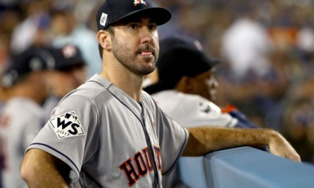 Justin Verlander Reaches the 2,500 Strikeout Club and Shares a Home Video of His First Strikeout