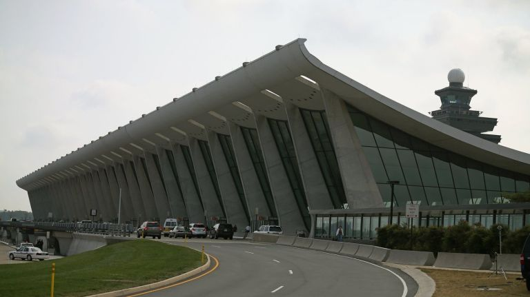 Yankees Had to Sleep Overnight at Dulles Airport