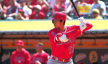 Shohei Ohtani Hit a Ball Over 500 Feet