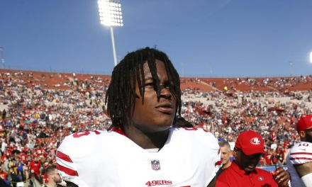 Reuben Foster Due in Court June 20th For Marijuana Charge