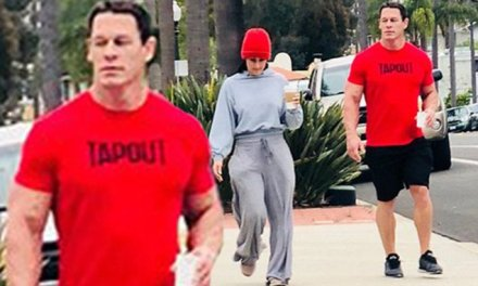 John Cena Spotted with Nikki Bella For First Time Since Split