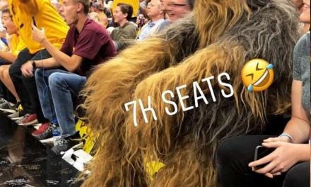 Kendrick Perkins Had No Clue Who Chewbacca Was