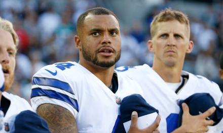 Dak Prescott Receiving Major Backlash After Making Anthem Statement
