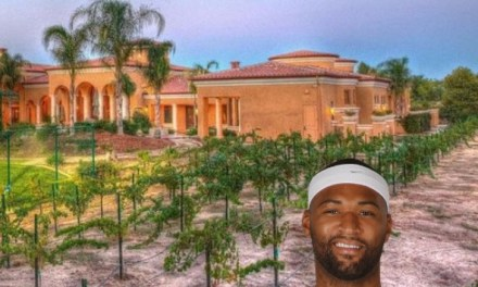 Check out DeMarcus Cousins' Mansion Up For Sale