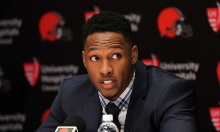 Damarious Randall Offers to BuyAnyone who Retweets Him a Cavs Jersey if they Win the NBA Finals