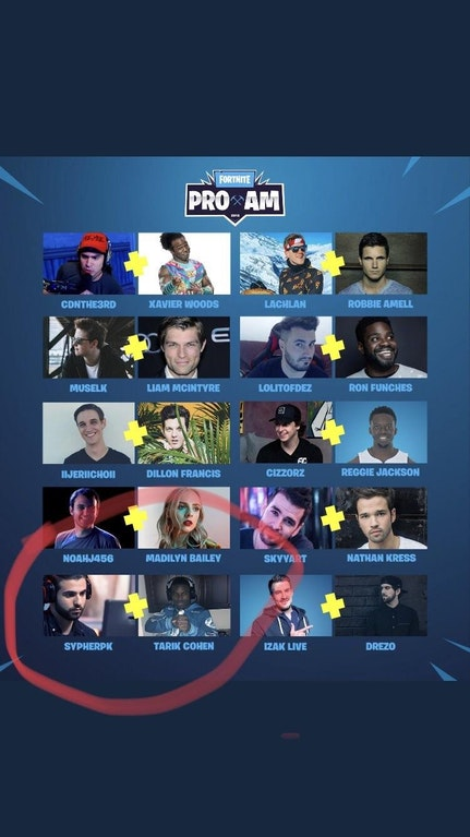 newest aeaa1 ef1d3 Fortnite Pro Am Features Paul George Tarik Cohen And Others - paul george  to compete in