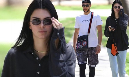 Ben Simmons and Kendall Jenner Bike Date and More