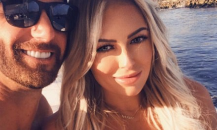 Paulina Gretzky Really Missed Her Sexy Beast