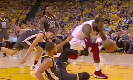 NBA Referees Admit They made Another Mistake in Game 2 of the NBA Finals