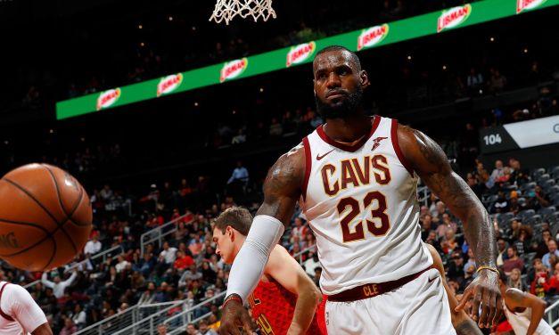 LeBron James Named Cover Athlete of NBA 2K19