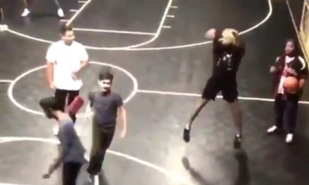 Odell Beckham Jr. Has One of the Ugliest Jump Shots You'll Ever See