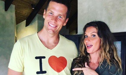Tom Brady Drops an Instagram Post for Gisele on Brazilian Valentine's Day