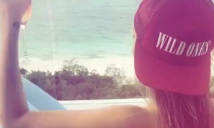 Justin Verlander's Wife Celebrated Her 26th Birthday Topless
