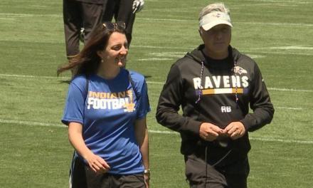 Baltimore Ravens Add 3 Women to Coaching and Analytics