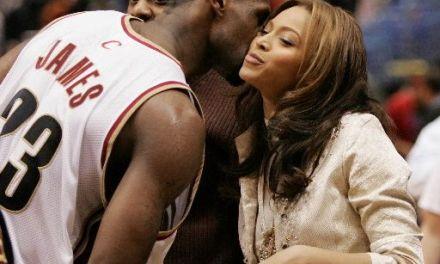 LeBron James Had an Affair with Beyonce?