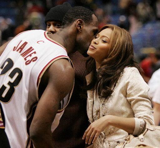 5efc08969c15 LeBron James Had an Affair with Beyonce  - Sports Gossip