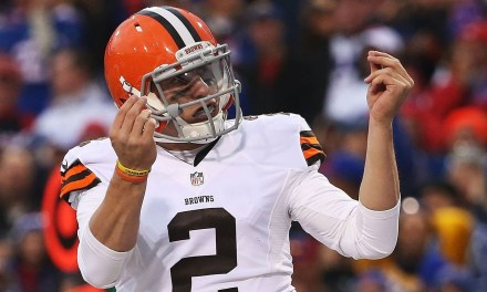Johnny Manziel Was Held up at the Canadian Border for Carrying Too Much Cash