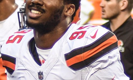 Myles Garrett Says Kevin Durant Broke the League