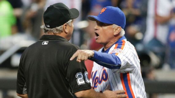 MLB Trying to Remove Video of Collins' Umpire Rant