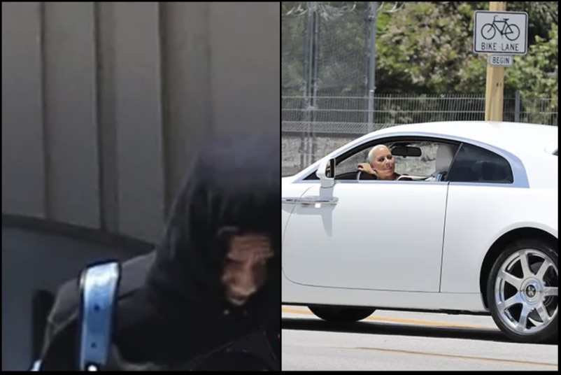 ecad714a897 Kyrie Irving Allegedly Spotted Getting Into Amber Rose s Car in Los Angeles