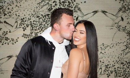 Johnny Manziel's Wife Says The Couple is Working on Having Kids