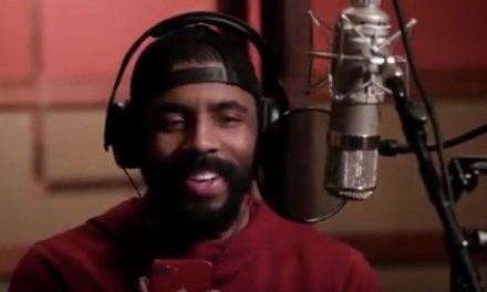 Kyrie Irving Records Song 'Ridiculous' For Uncle Drew Movie Soundtrack