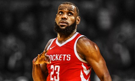 LeBron James Spotted in Houston Touring Private High Schools