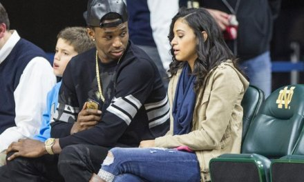 Andrew Wiggins' Girlfriend is Allegedly Pregnant