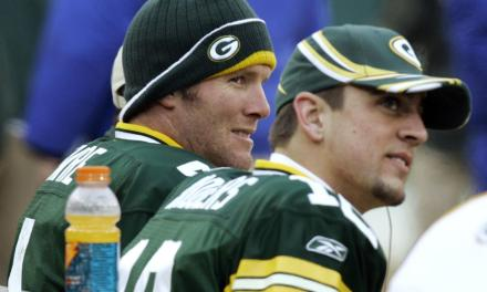 Aaron Rodgers Now Understands Why Brett Favre Didn't Want to Mentor Him
