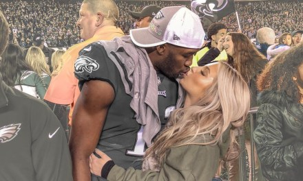 Meet Nelson Agholor's Girlfriend Viviana Volpicelli