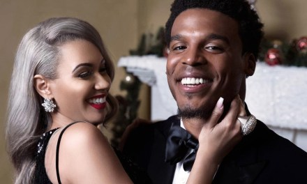 Cam Newton's Baby Momma is Pregnant with His Third