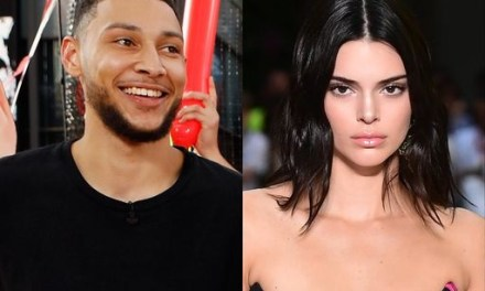 Kendall Jenner Asked If She's Pregnant With Ben Simmons' Child
